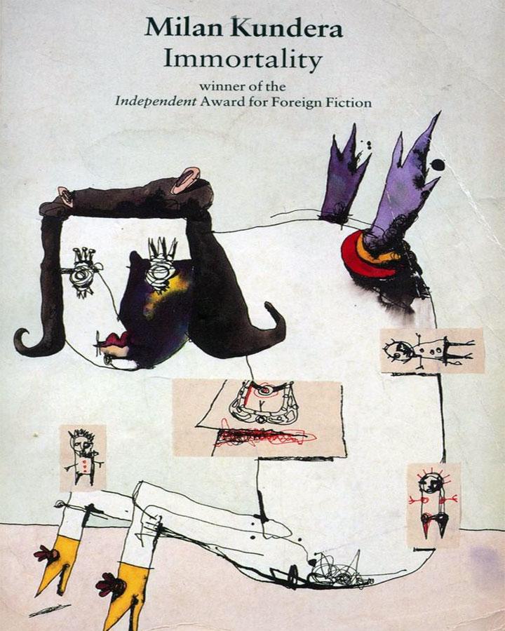 L'Immortalità - riassunto - Kundera
