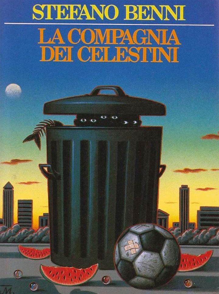 La Compagnia dei Celestini - copertina