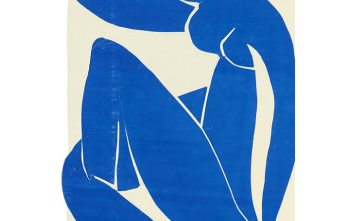 Matisse - Nudo blu - 1