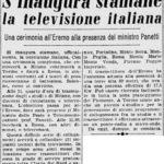 La Stampa, 3 gennaio 1954
