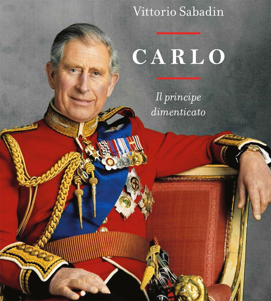 Carlo - Il principe dimenticato - libro