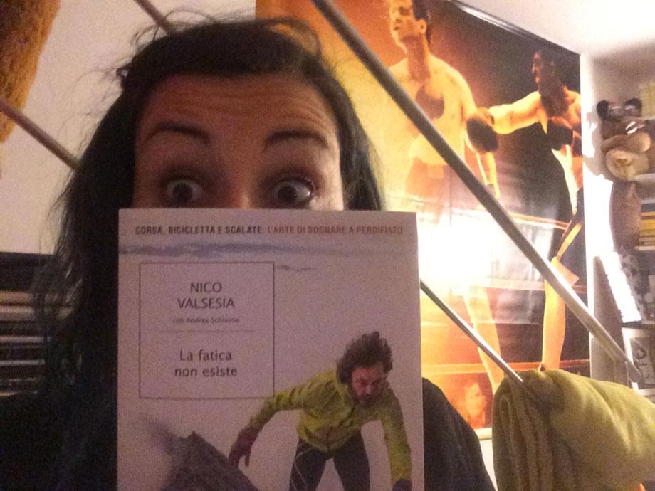 La fatica non esiste - Nico Valsesia - libro