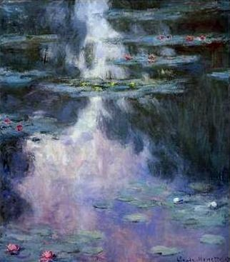 Monet - Ninfee - 1907