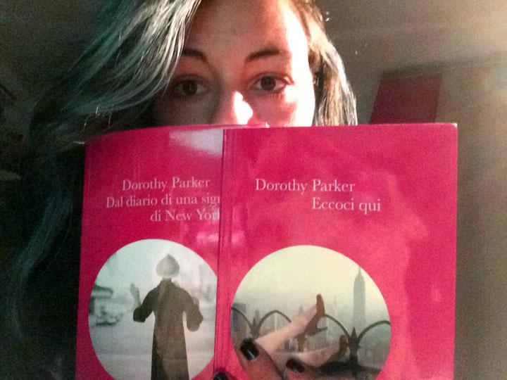 I 2 libri di Dorothy Parker