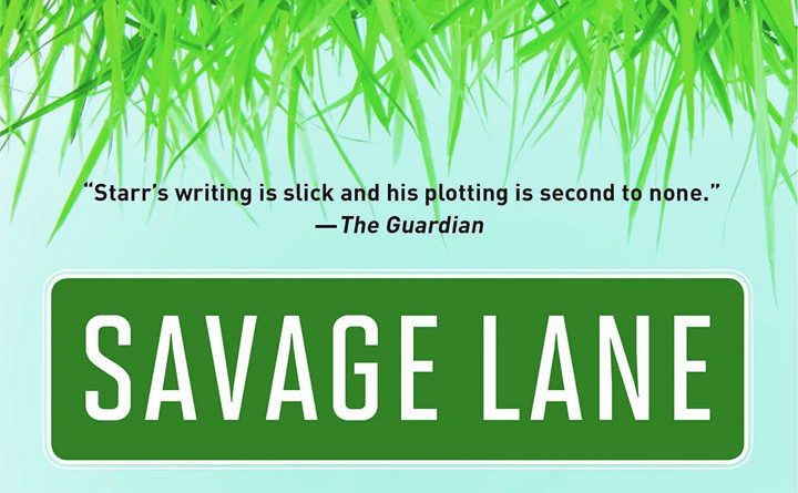 Savage Lane - Jason Starr - libro