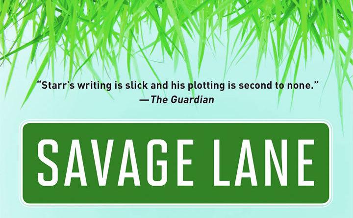 Savage Lane - Jason Starr - libro