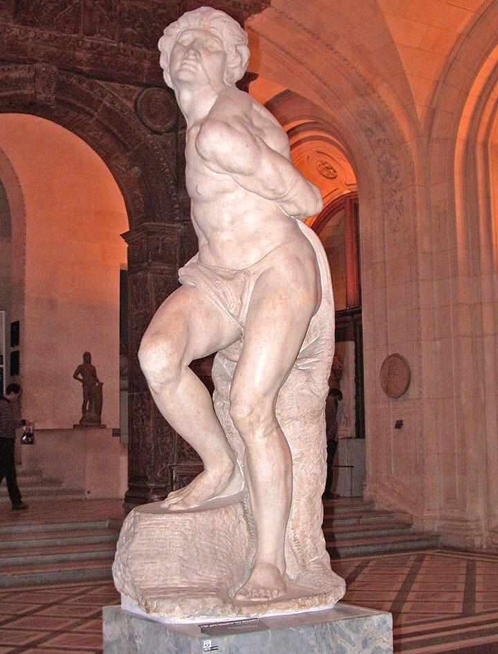 Schiavo Ribelle - Rebellious Slave - Michelangelo