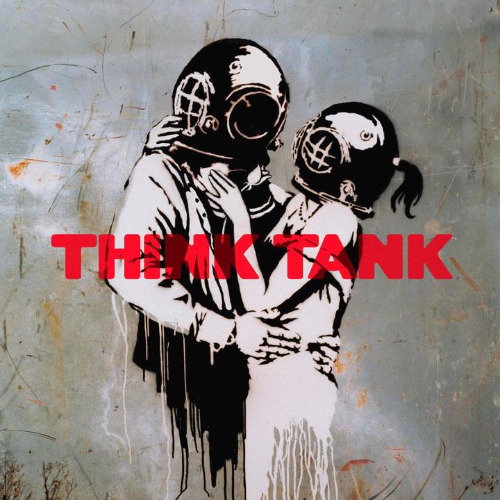 Think Tank - copertina album - Blur