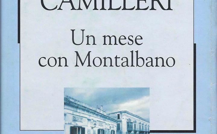 Un mese con Montalbano - libro