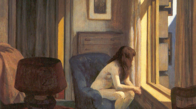 Eleven AM - 11 AM - Edward Hopper - Undici di mattina