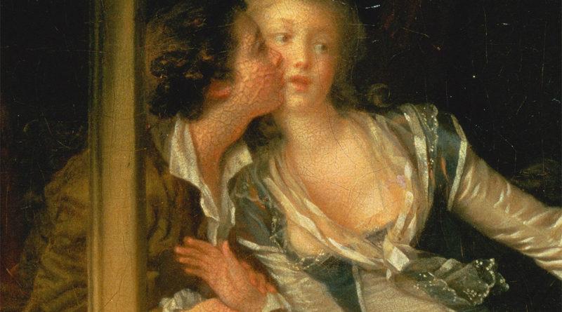 Il bacio furtivo - dettaglio
