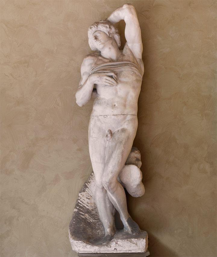Schiavo morente - Dying slave - Michelangelo