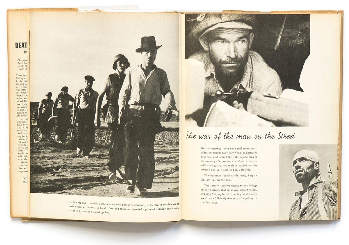 Robert Capa, libro