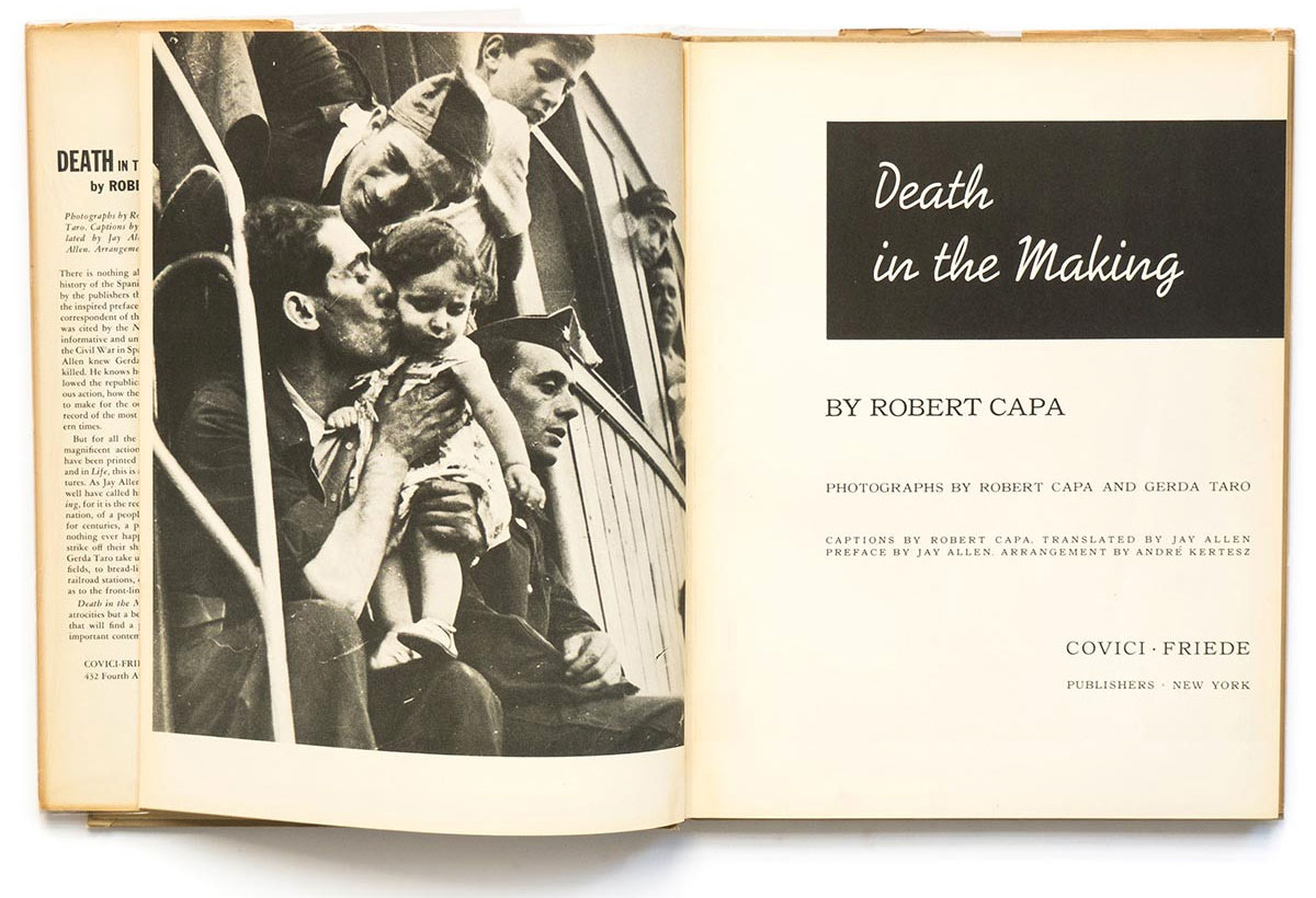 Death in the Making (Robert Capa)