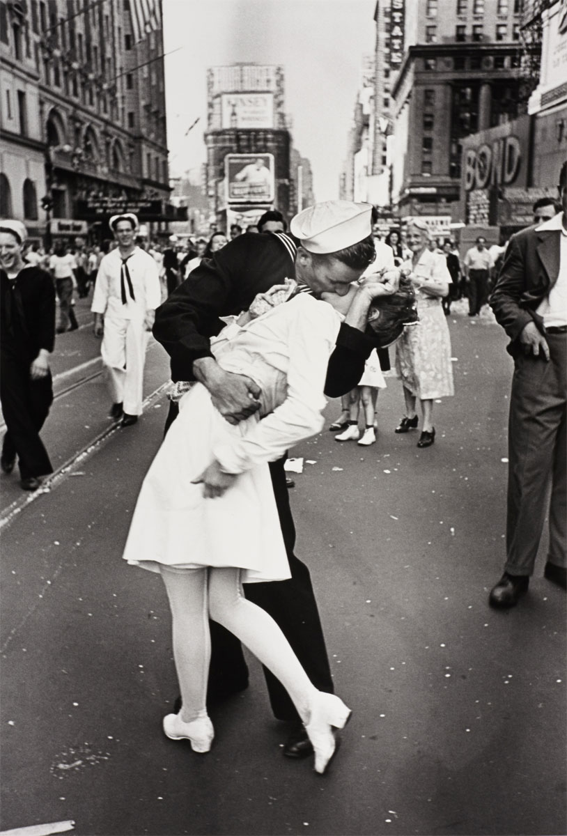 Il bacio in Times Square - V-J Day in Times Square