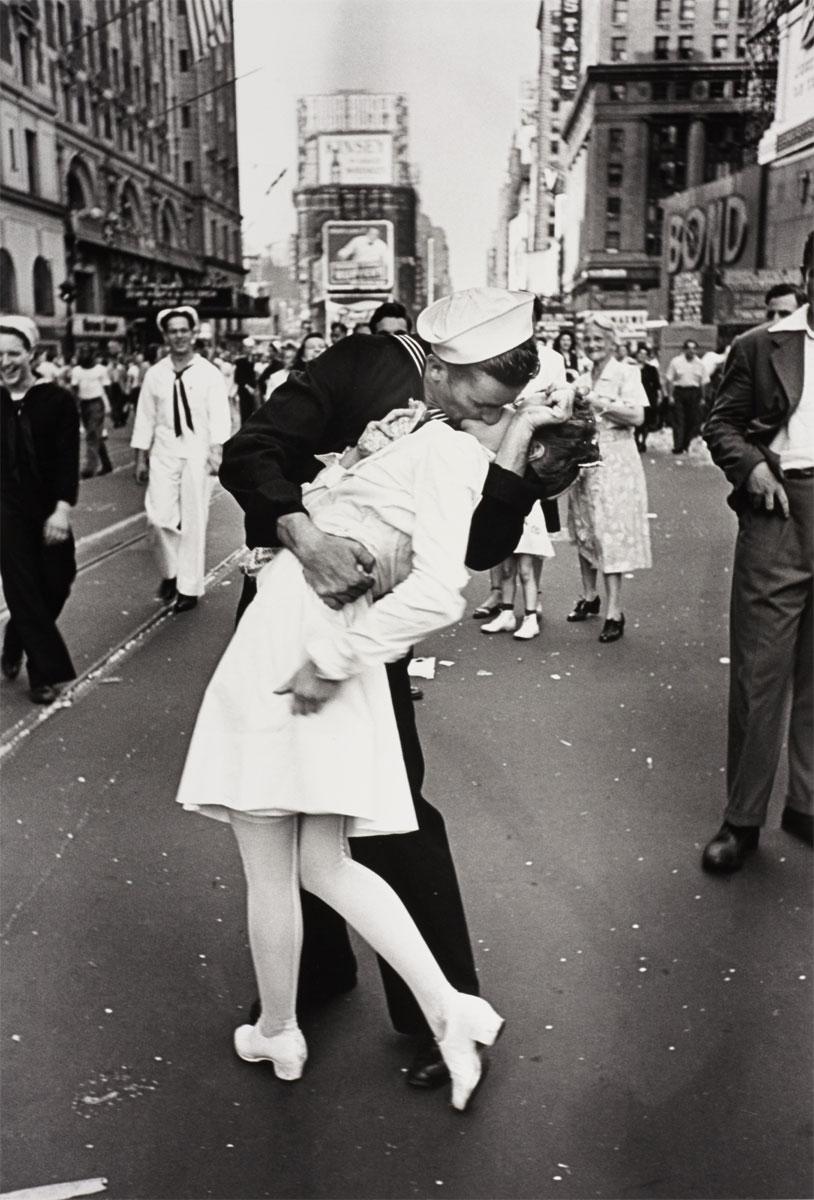 Il bacio in Times Square - V-J Day in Times Square