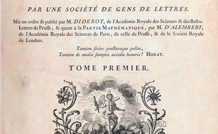 Illuminismo - Enciclopedia