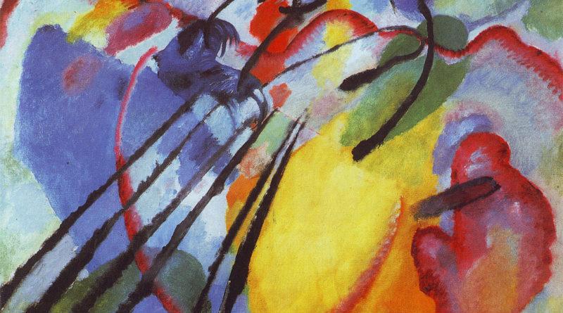 Improvvisazione 26 - Improvisation 26 - Kandinsky - 1912