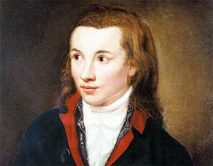 Novalis fu uno dei più importanti poeti del Romanticismo tedesco