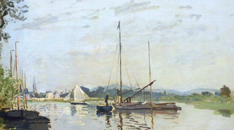 Argenteuil Monet 1872