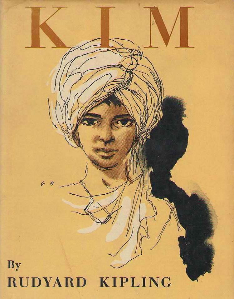 Kim - Kipling - book - romanzo - libro - riassunto