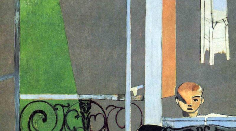 Lezione di piano - Piano lesson - Matisse