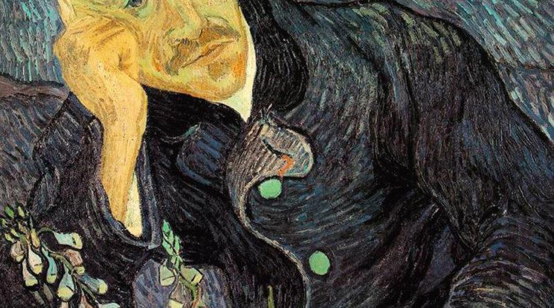 Ritratto del dottor Paul Gachet - Van Gogh - 1890