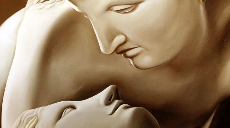 Amore Psiche - Mito - mitologia - Cupido - Eros