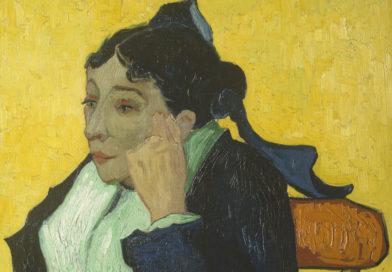 L'Arlesiana, Madame Ginoux dipinta da Van Gogh