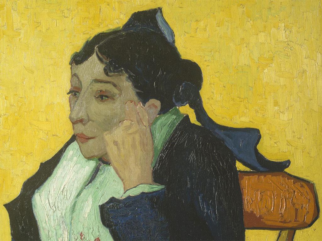 Arlesiana - Van Gogh