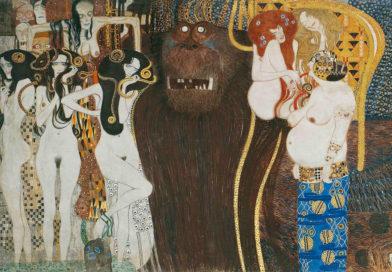 Fregio di Beethoven (opera di Klimt): analisi dell'opera