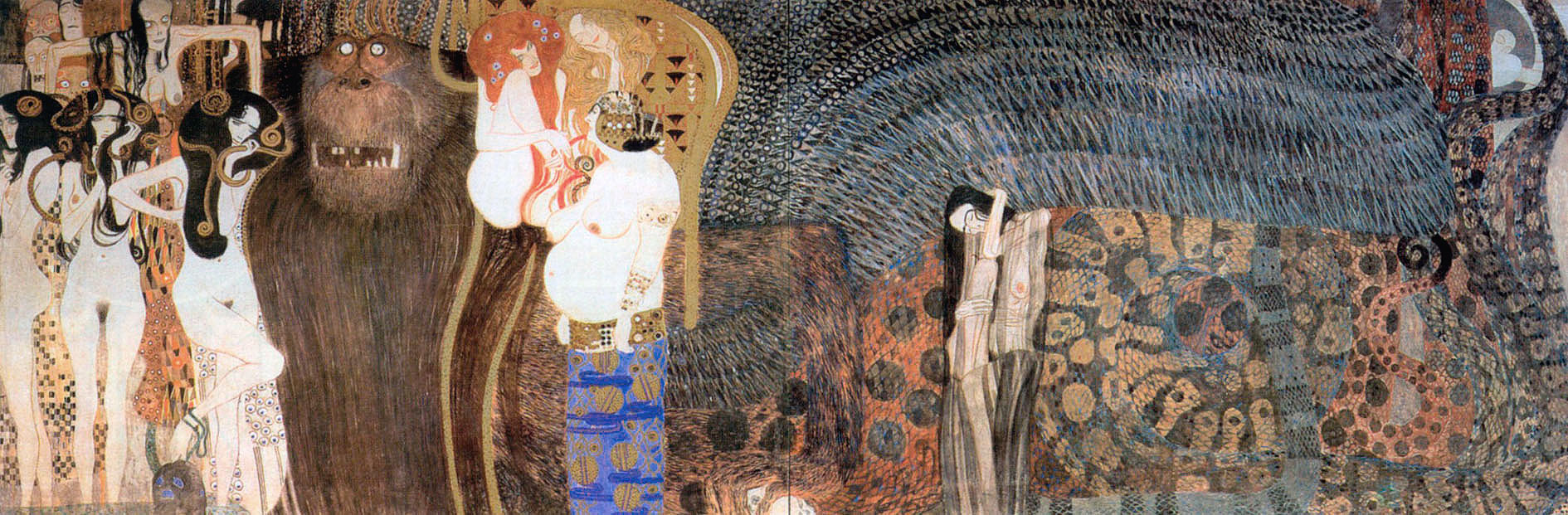 Fregio di Beethoven - Klimt