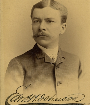 Edward Hibberd Johnson