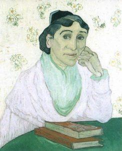 Arlesiana - Van Gogh - 1890 - collezione privata