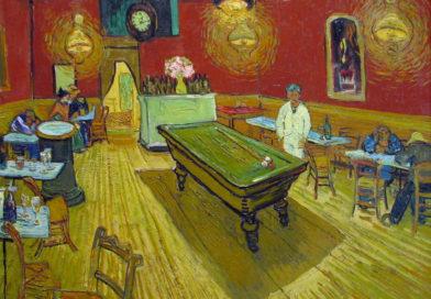 Il caffè di notte, quadro di Van Gogh