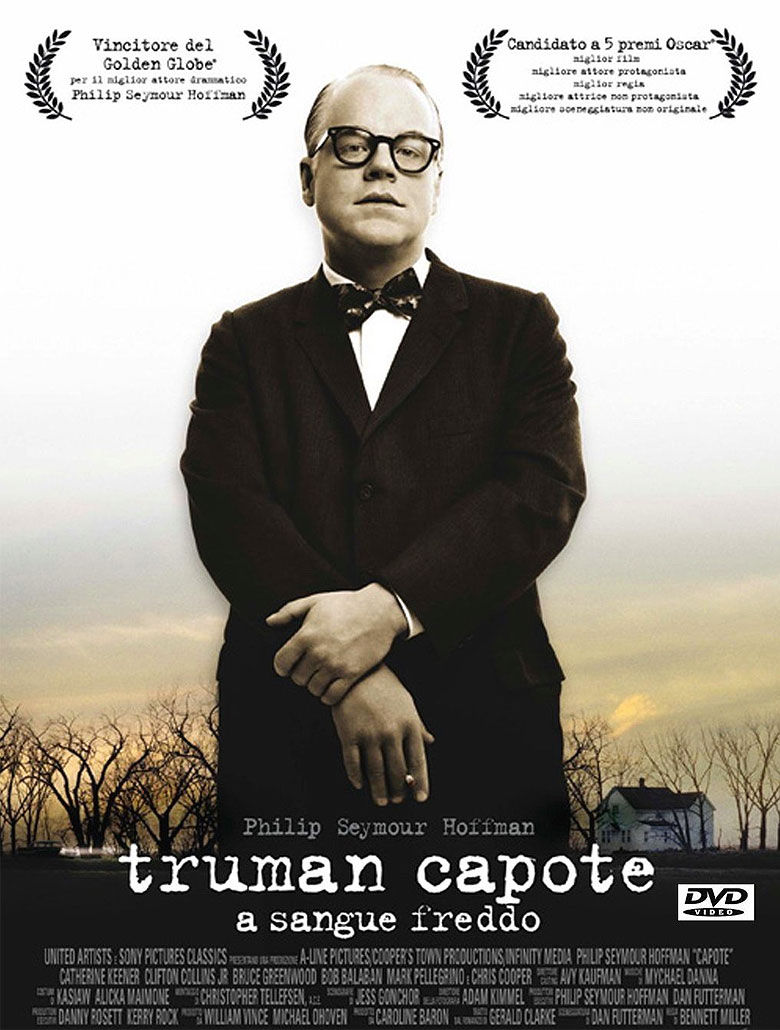 Truman Capote - A sangue freddo - poster film