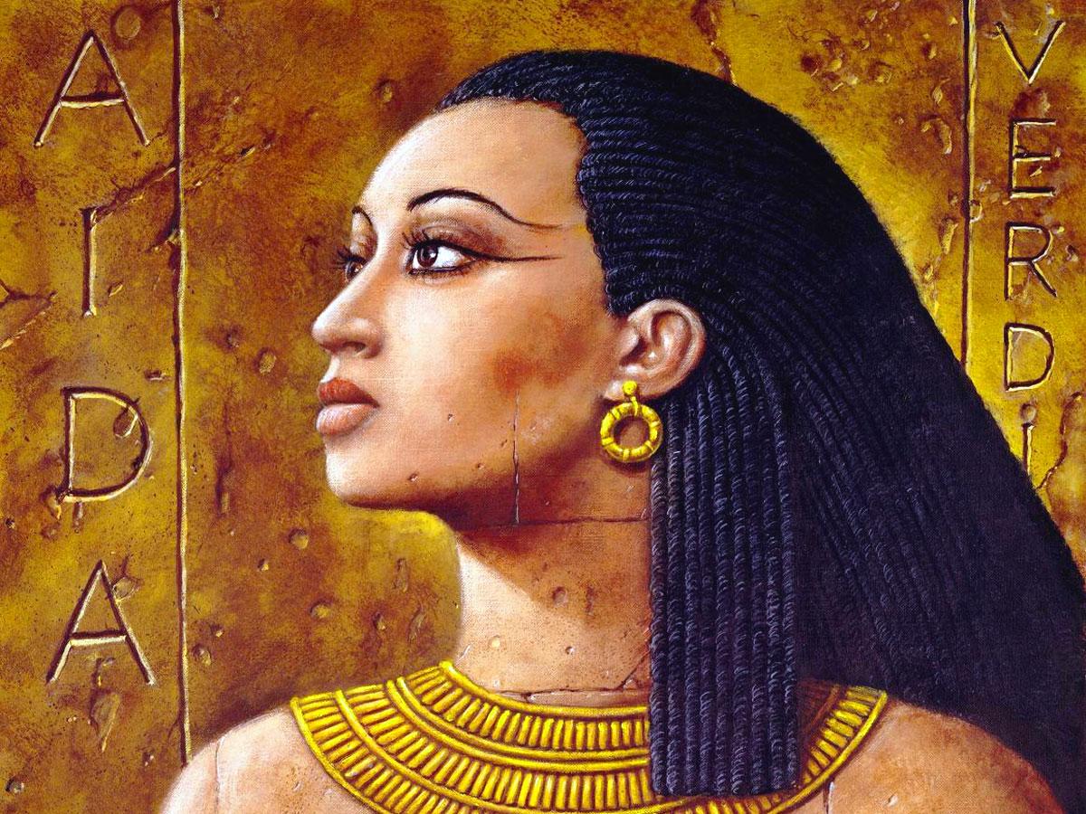 Aida - Verdi - riassunto