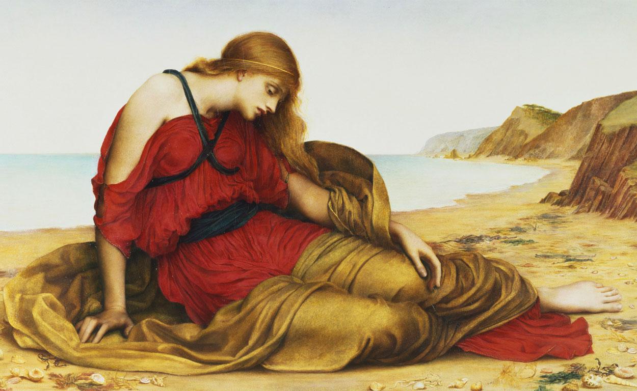 Arianna a Nasso – Piantare in asso