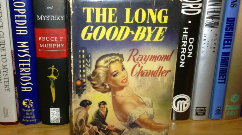 Il lungo addio - Libro - Chandler - riassunto - The long goodbye