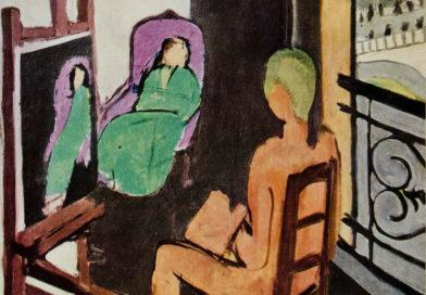 Il pittore e la modella (opera di Henri Matisse): analisi del dipinto