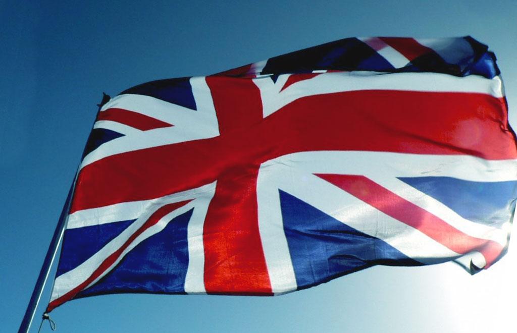 Flag - Bandiera - Gran Bretagna - Inghilterra - Regno Unito