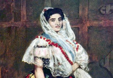 Lola de Valence, quadro di Manet: storia e analisi