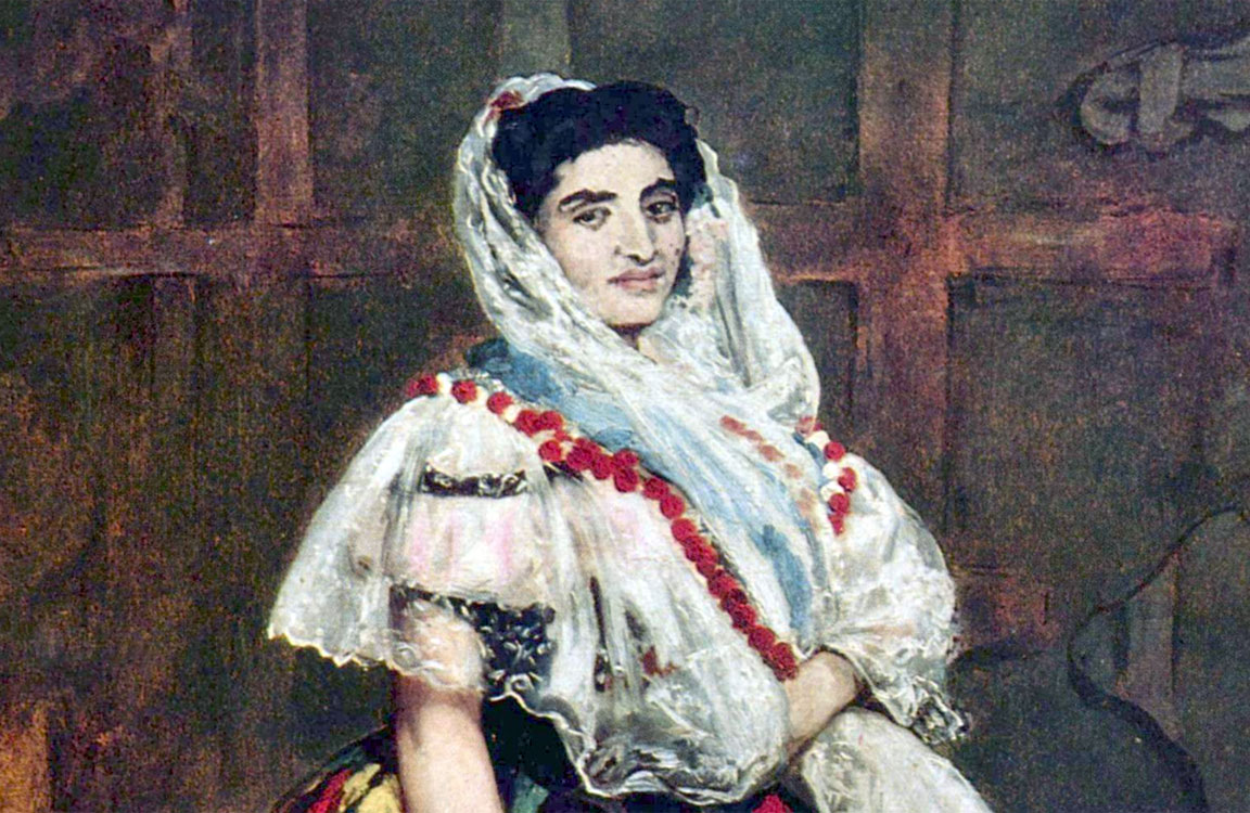 Lola de Valence - Manet