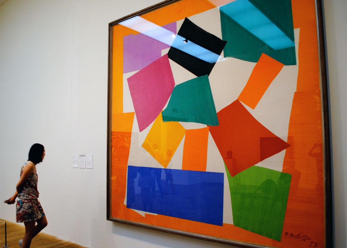 Matisse - Escargot - Museo