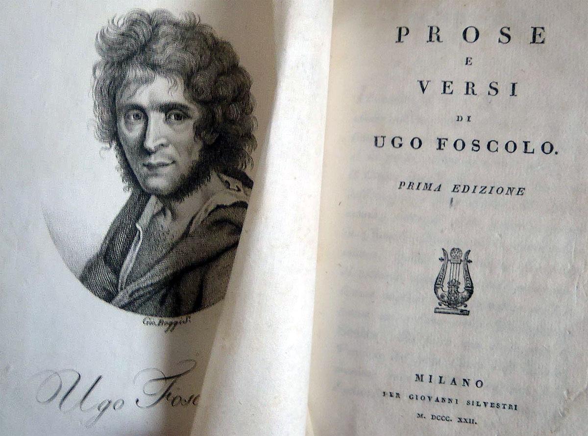 Ugo Foscolo - Poesie