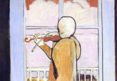 Violinista alla finestra (opera di Henri Matisse): analisi del quadro