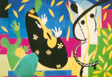 La tristezza del re (opera di Henri Matisse): analisi del collage