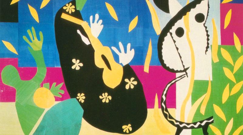 Tristezza - Tristezza del re - Sorrow of the king - Matisse - 1952