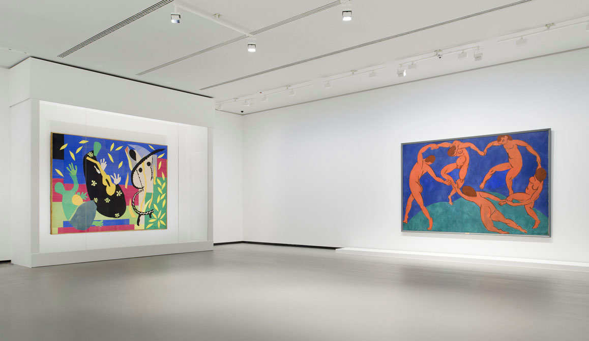 matisse - opere - mostra - museo