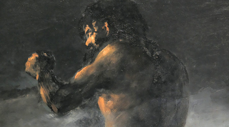 Il colosso di Goya